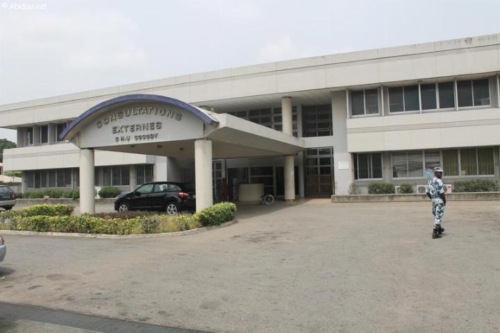L'Hôpital De L'Université De Cocody En Côte D'Ivoire